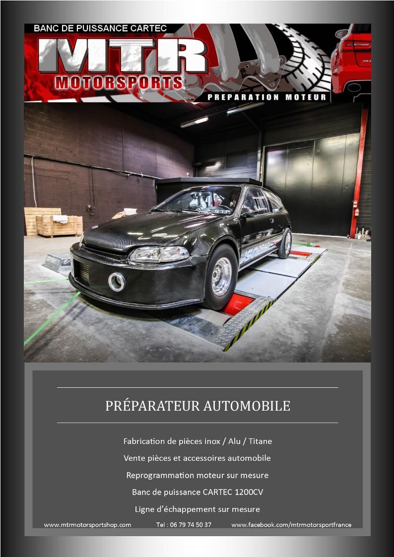Jso preparation moteur automobile optimisation et preparation voiture circuit et competition - Banc de puissance voiture ...